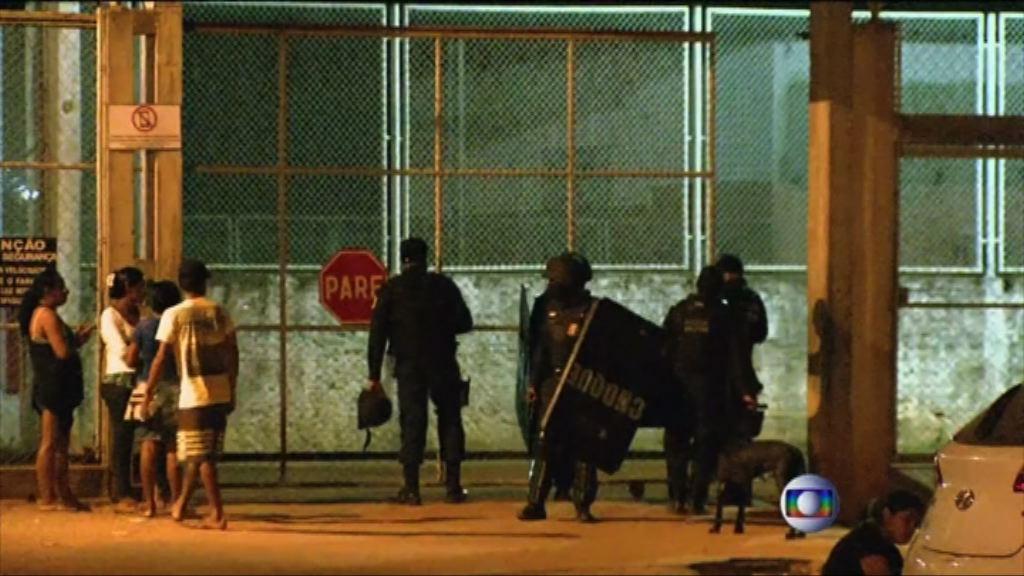 巴西再有監獄暴亂33死