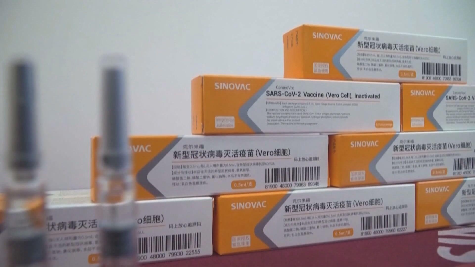 巴西公布科興新冠疫苗總體有效率為50.4%