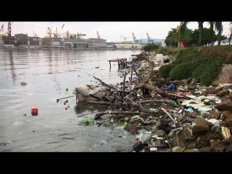 巴西奧運水上項目場地污染嚴重