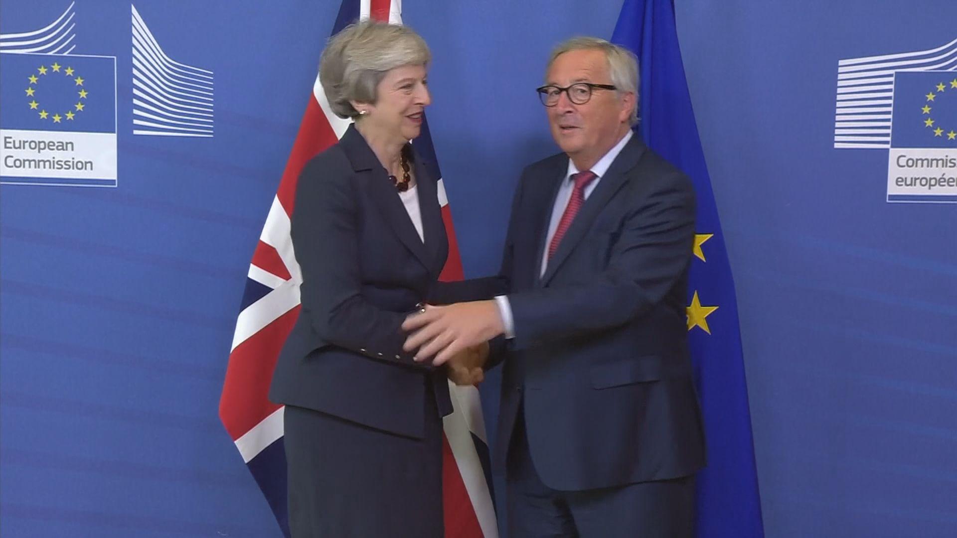 歐盟領袖認為目前脫歐僵局是英國造成