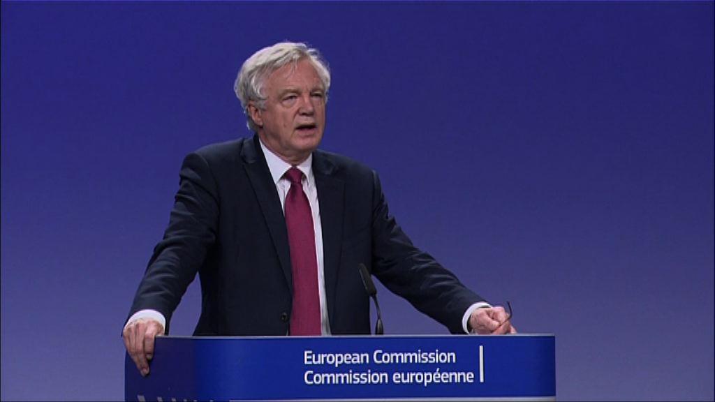 【脫歐談判】英財相:應保障金融業及就業