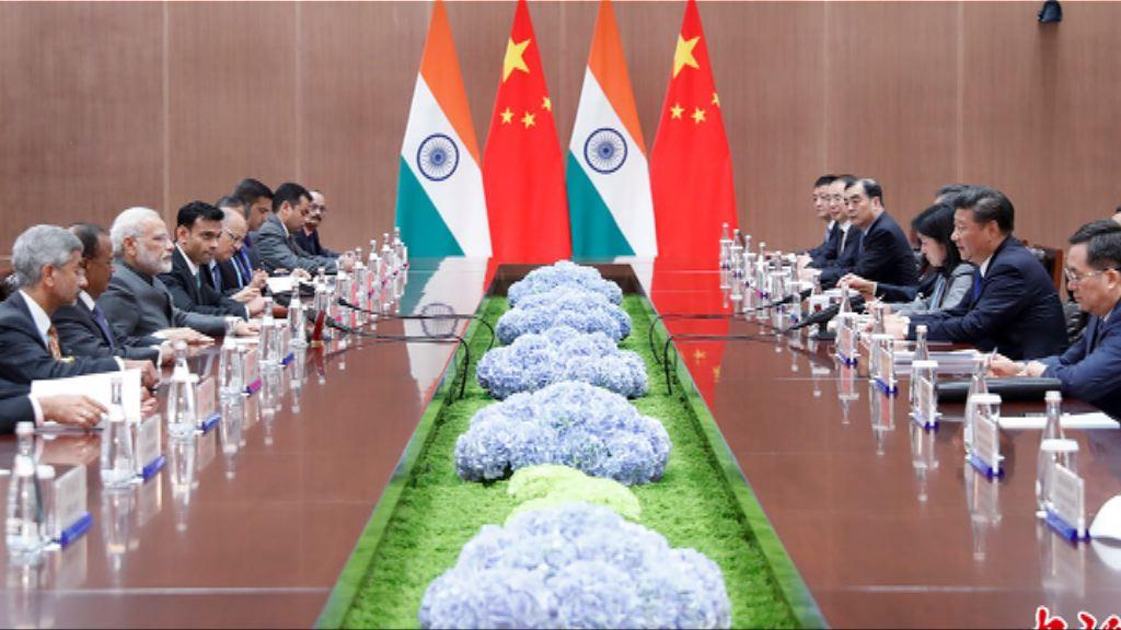 中印同意共同維護邊境和平