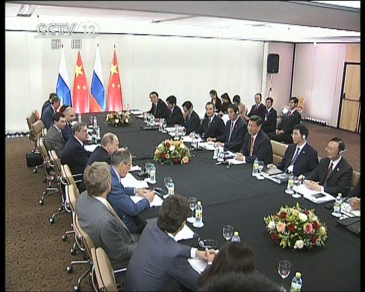 習近平抵巴西出席金磚五國峰會