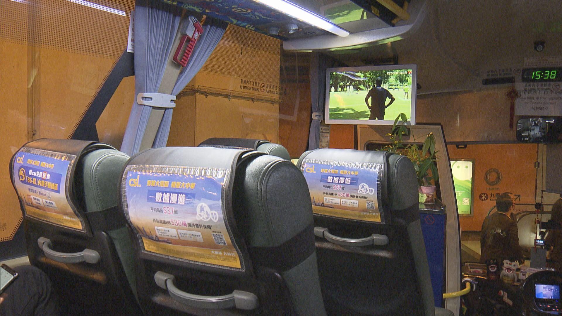 跨境巴士公司料大橋初期僅七至八成班次