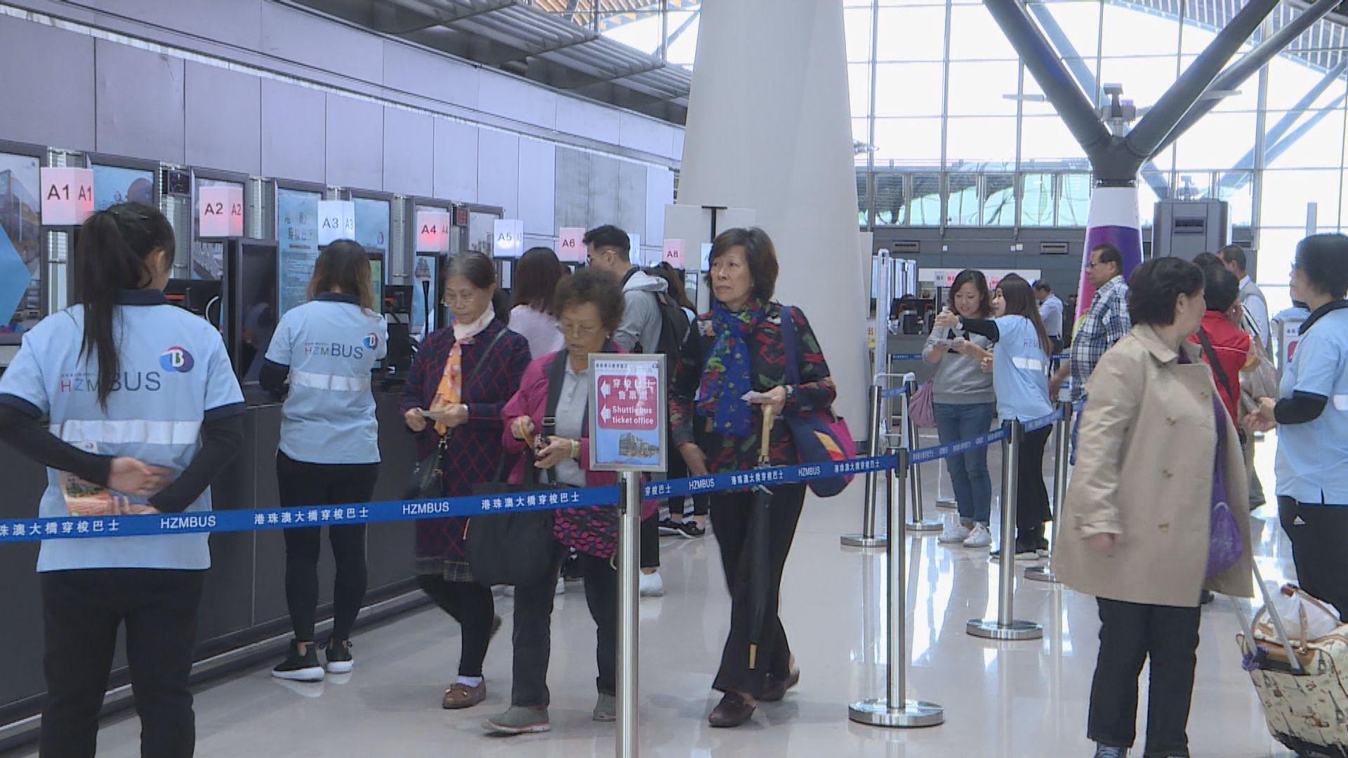 持香港身份證可於珠海即場購票回港