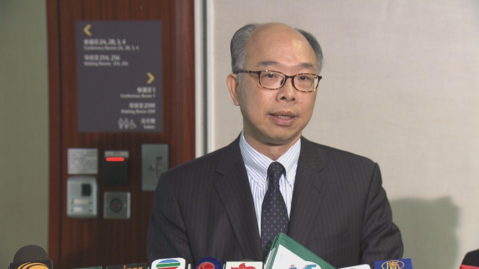 陳帆:已與內地相關部門了解來港旅行團數量