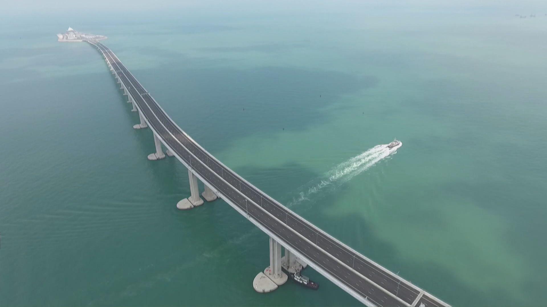 邱騰華指會加強宣傳及推廣港珠澳大橋