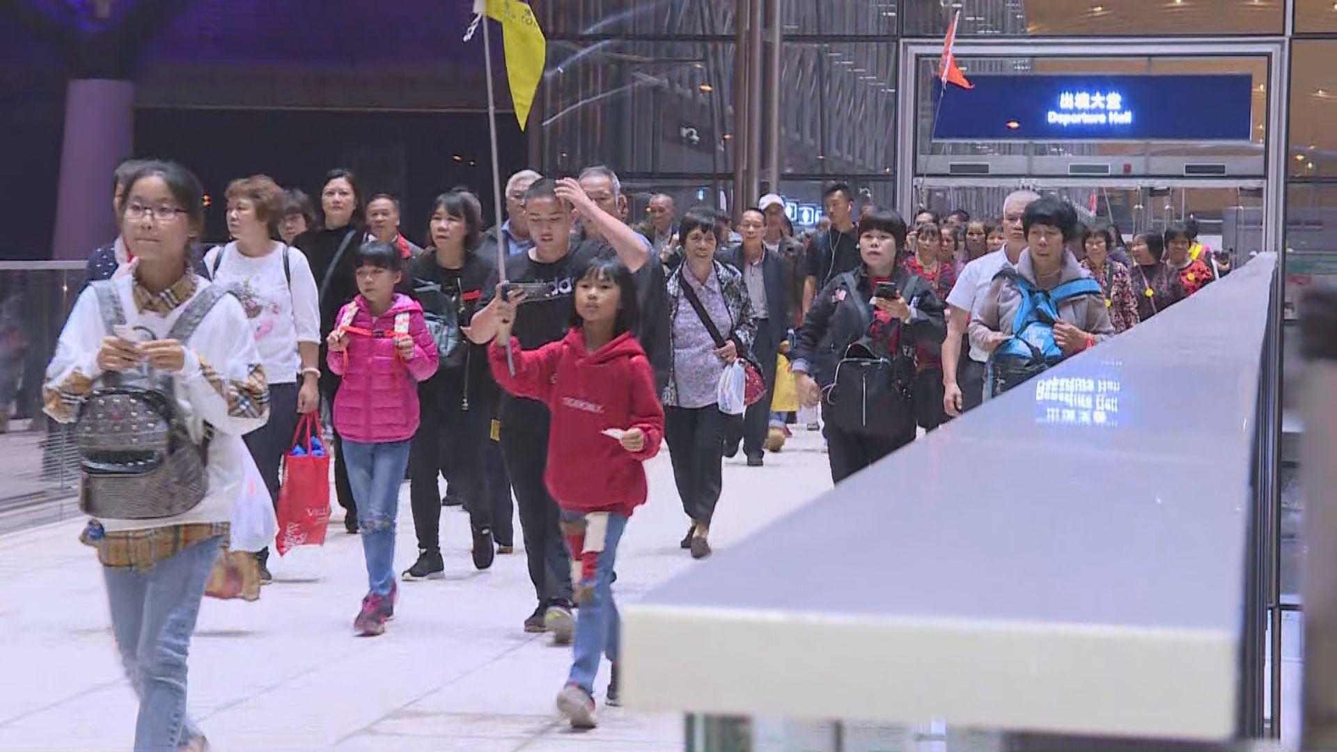 港珠澳大橋周六逾7.8萬人次出入境創新高