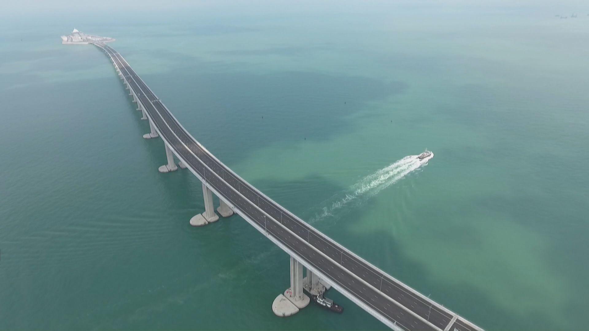 港珠澳大橋往來港澳私家車配額增發一千個