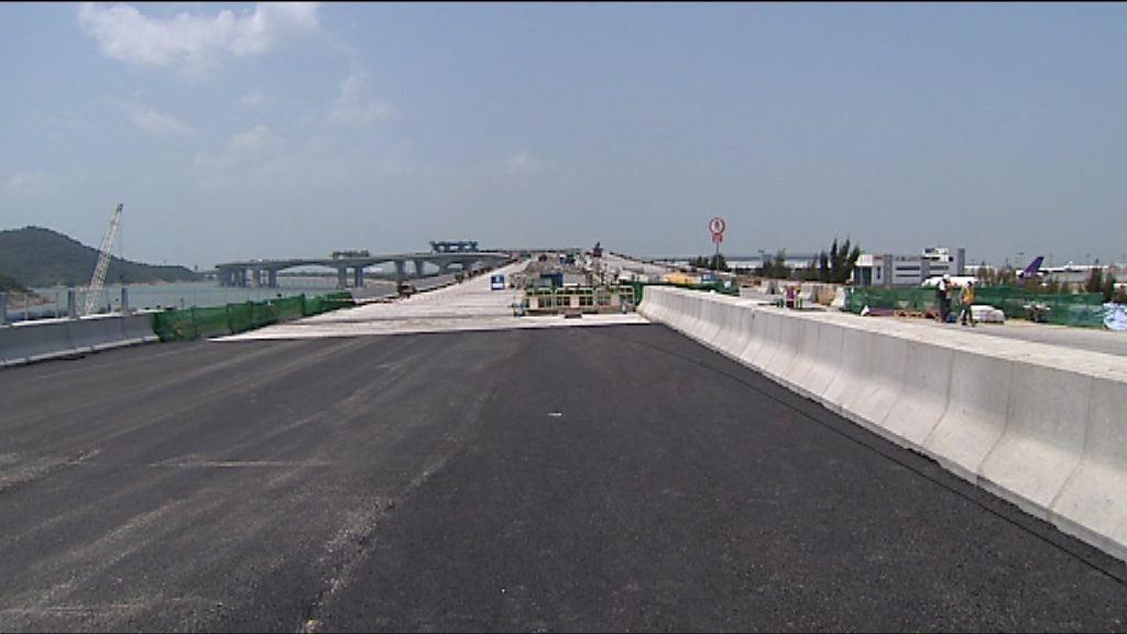 合資格車輛將可申請行駛港珠澳大橋