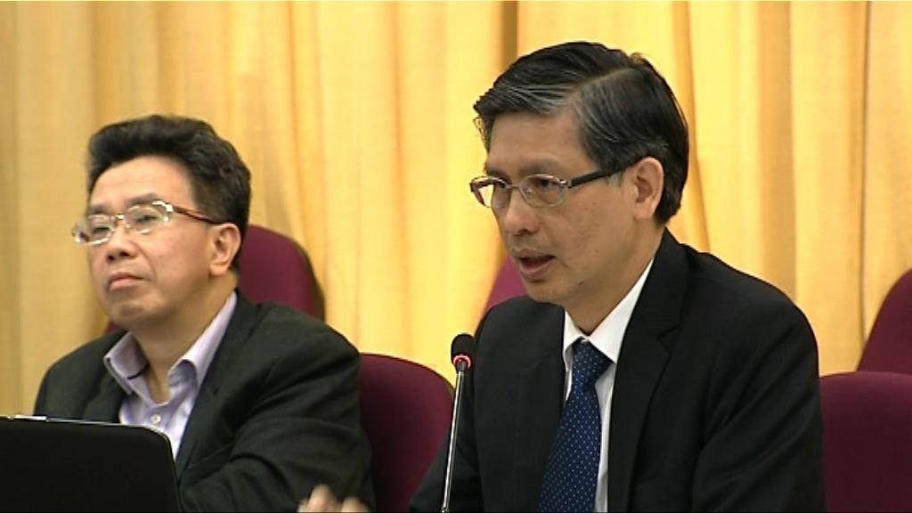 鍾錦華:港珠澳大橋不存在未批先動工
