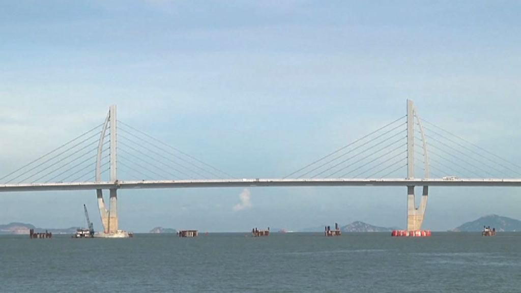 港珠澳大橋主橋超支約100億元人民幣