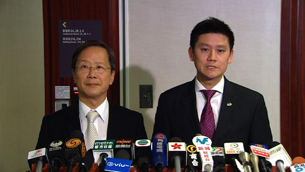 譚文豪:政府應釐清港珠澳大橋超支責任誰屬