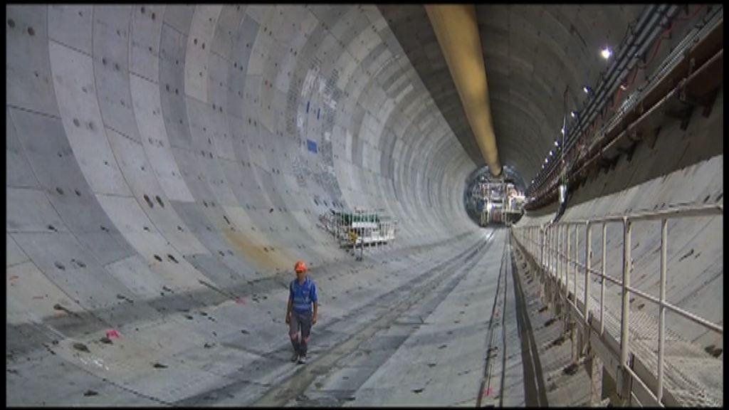 路政署:赤鱲角屯門連接路延遲完工