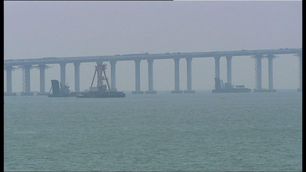 港珠澳大橋主體工程全部完工
