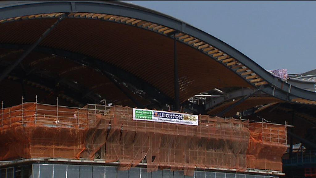 禮頓建築為港珠澳大橋旅檢大樓承建商之一