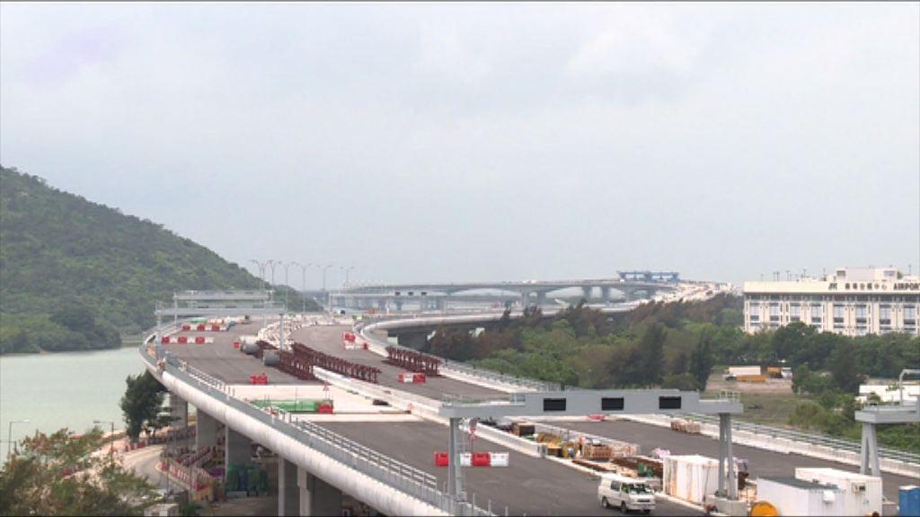 港珠澳大橋跨境私家車配額增至一萬個