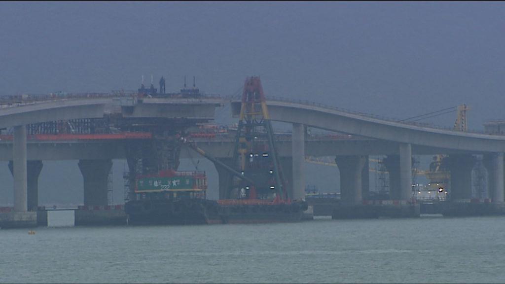 勞工處公布港珠澳大橋兩死工業意外調查
