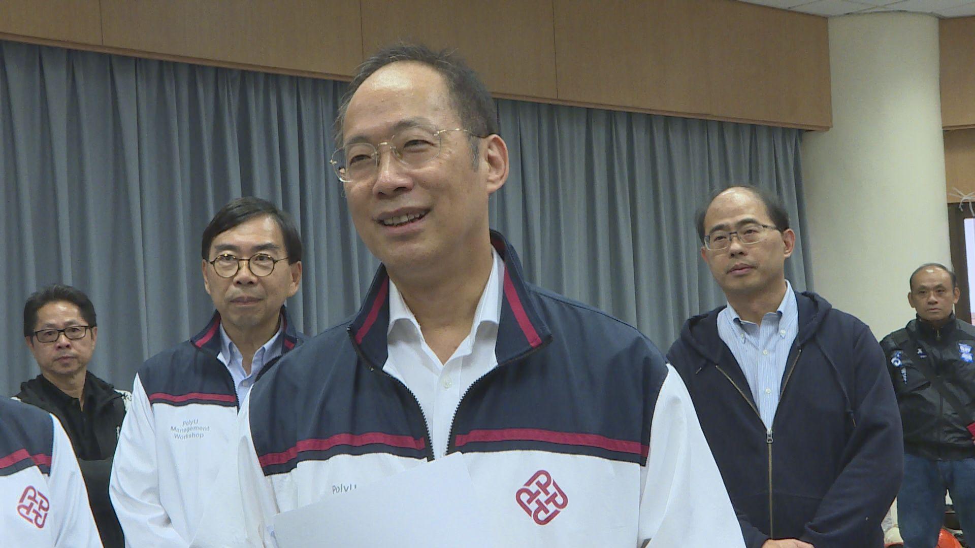 消息:衛炳江為浸會大學下任校長唯一候選人