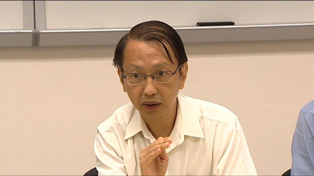 杜耀明:紀律聆訊前暫時停學是繞過既定程序