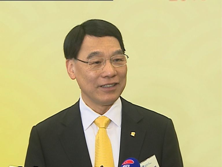 陳新滋:無人干預浸大校長遴選及校政