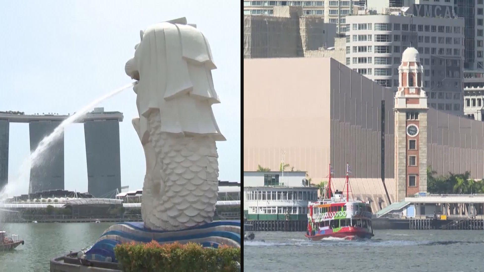 原定周日啟動的星港旅遊氣泡延遲兩周 港府盼減影響