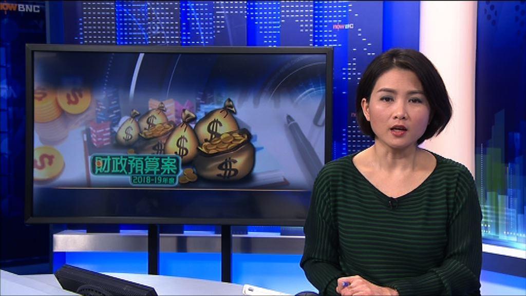 【預算案】推債券資助先導計劃 為期三年