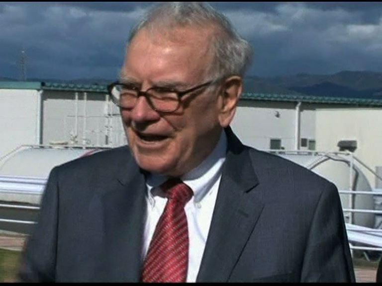 巴菲特暗示沒計劃短期內退休