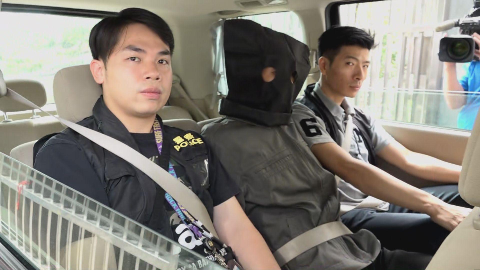 警方拘三人疑涉十多宗爆竊案