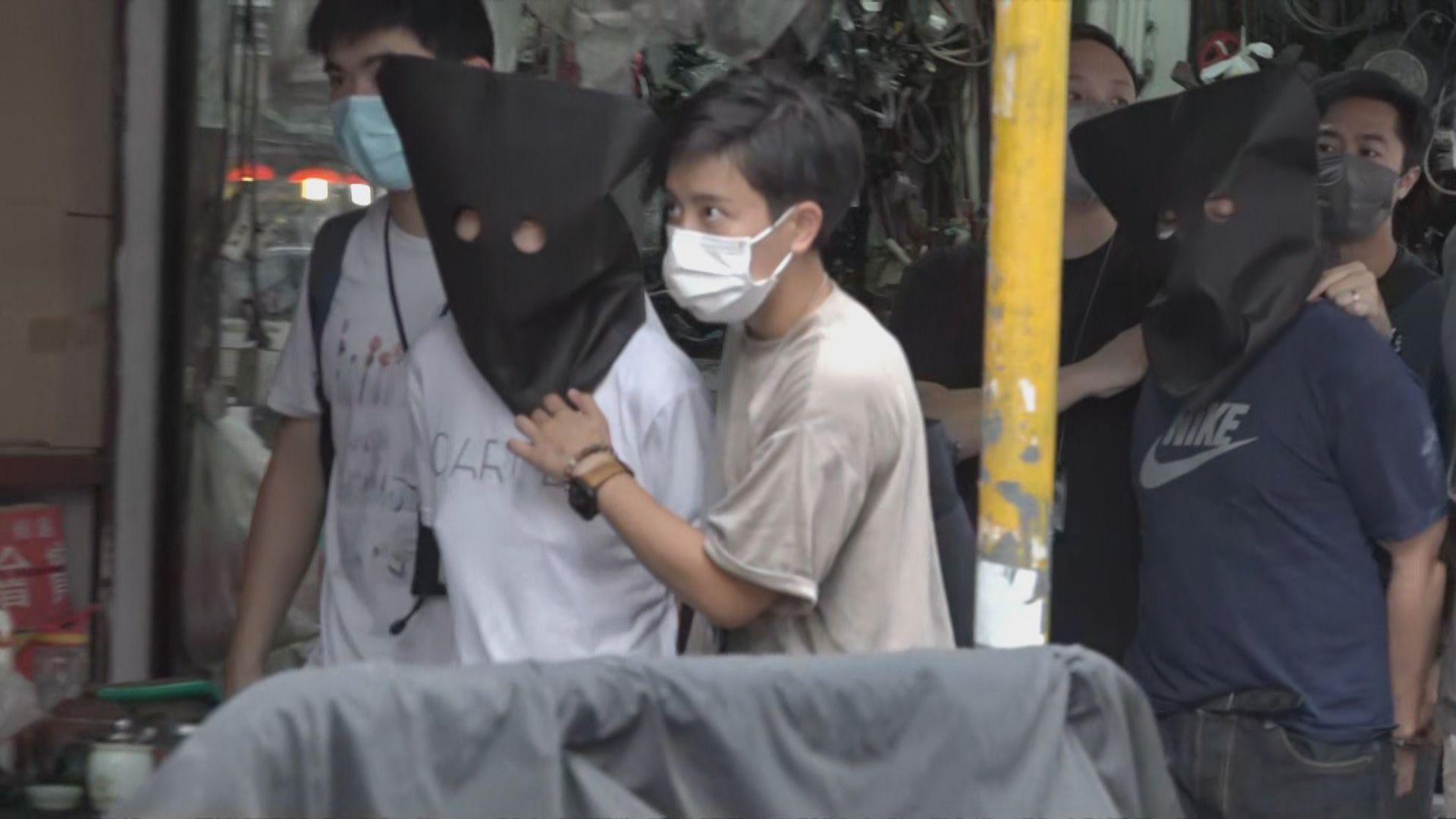 男女疑涉中醫診所連串爆竊被捕