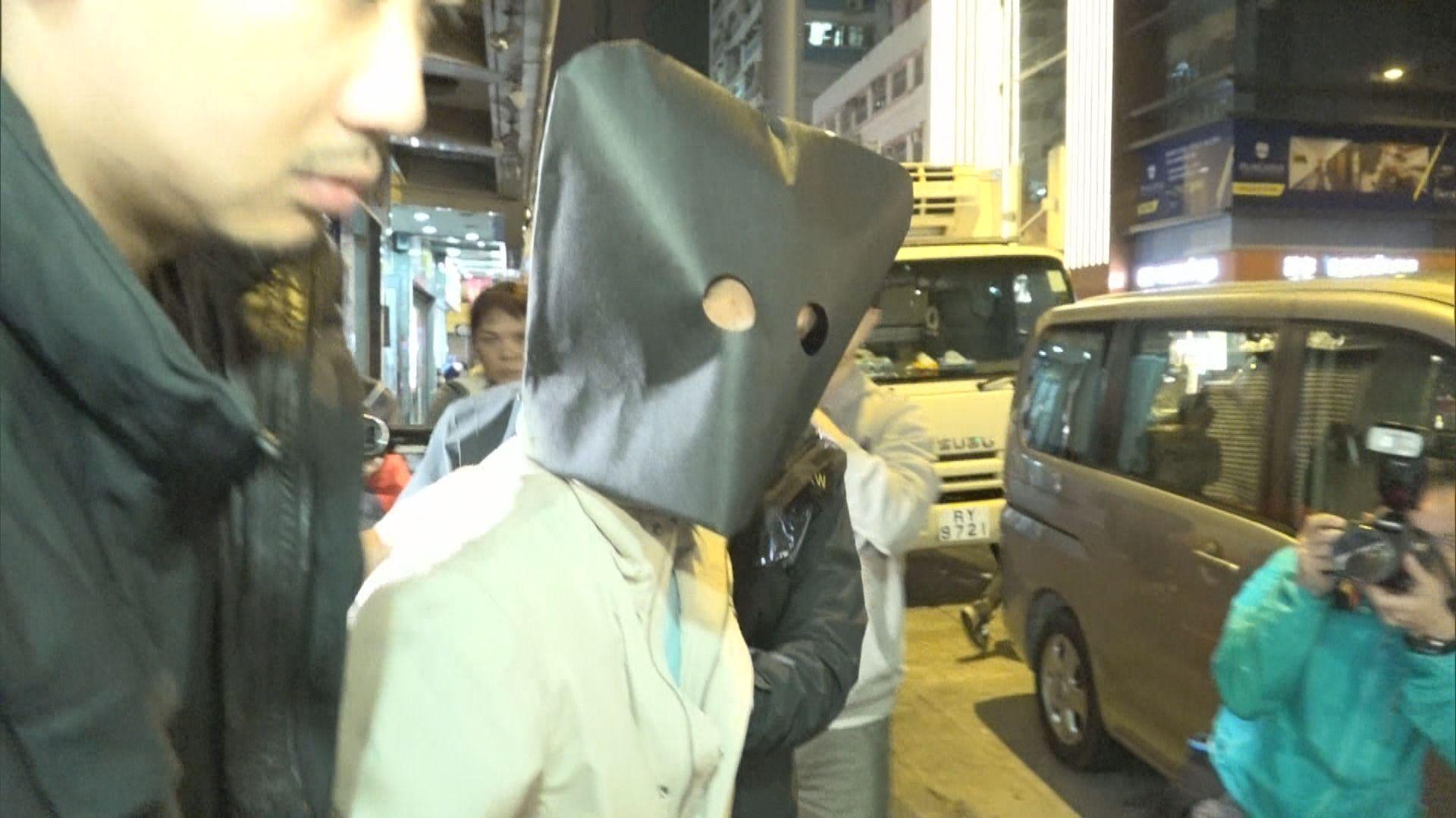 警方長沙灣破爆竊集團拘三人