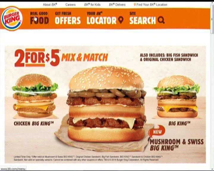 股神為Burger King辯護