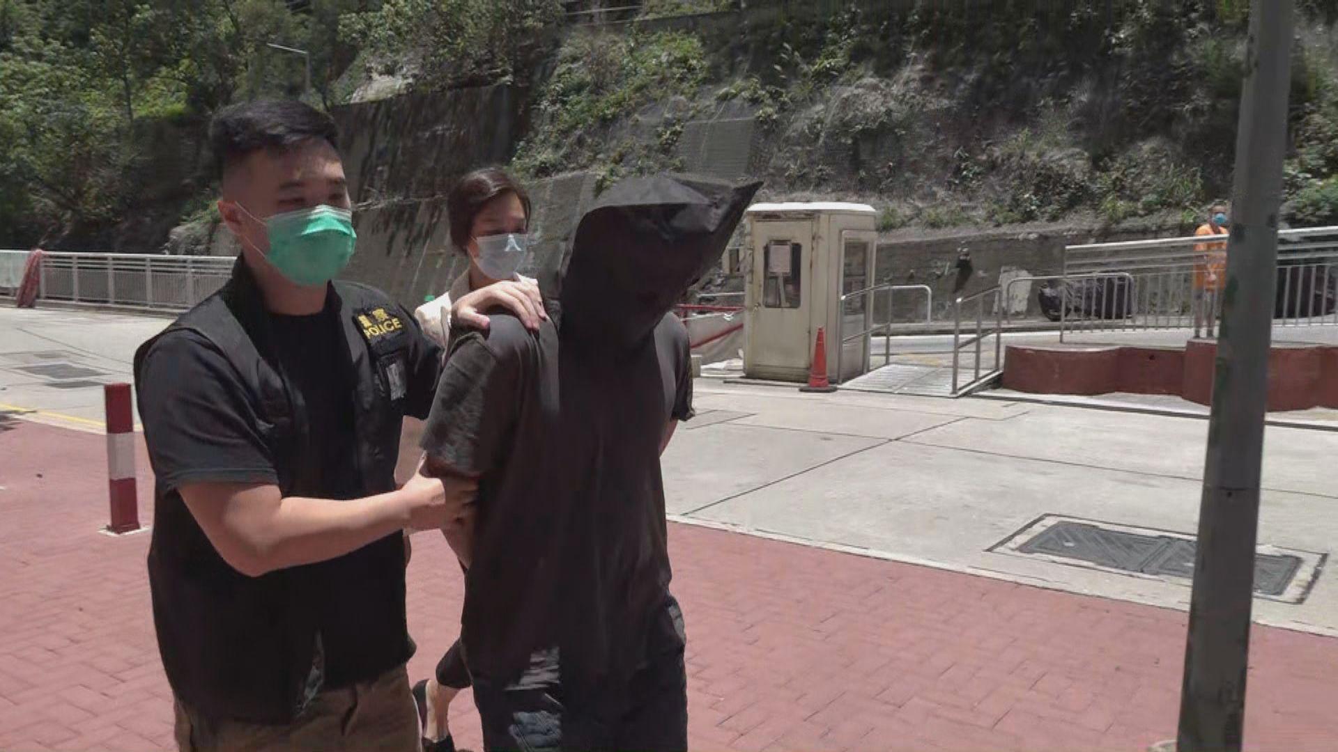 警方葵涌拘一男子疑涉區內多宗洗衣店爆竊案