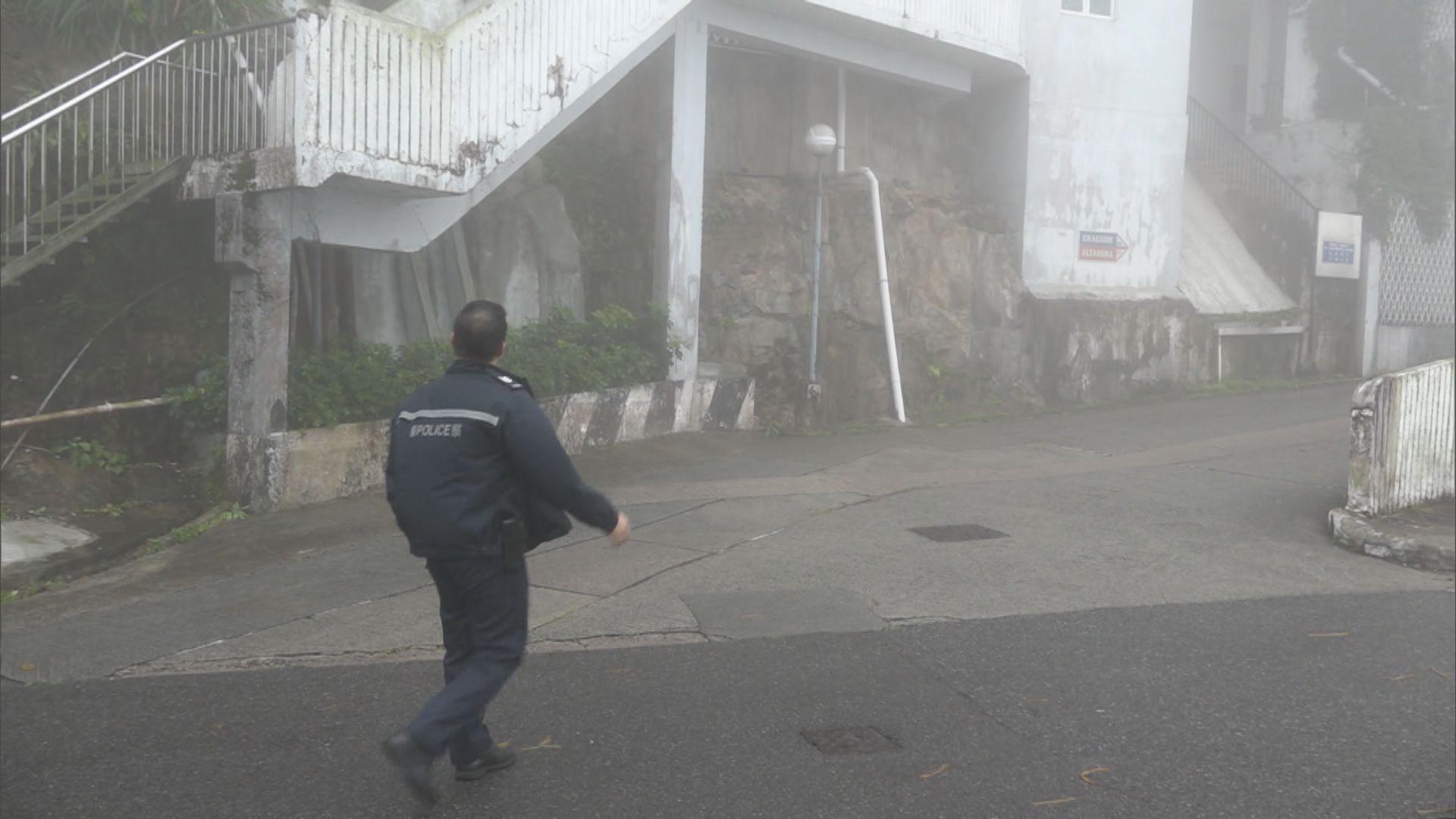 山頂豪宅遭爆竊損失一批財物
