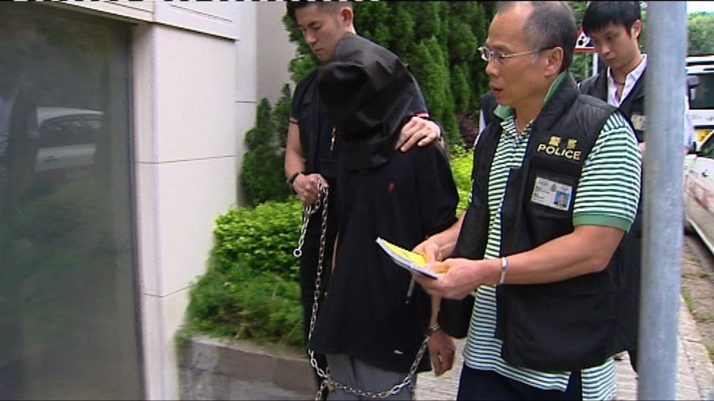 警方拘非法入境男子涉多宗爆竊