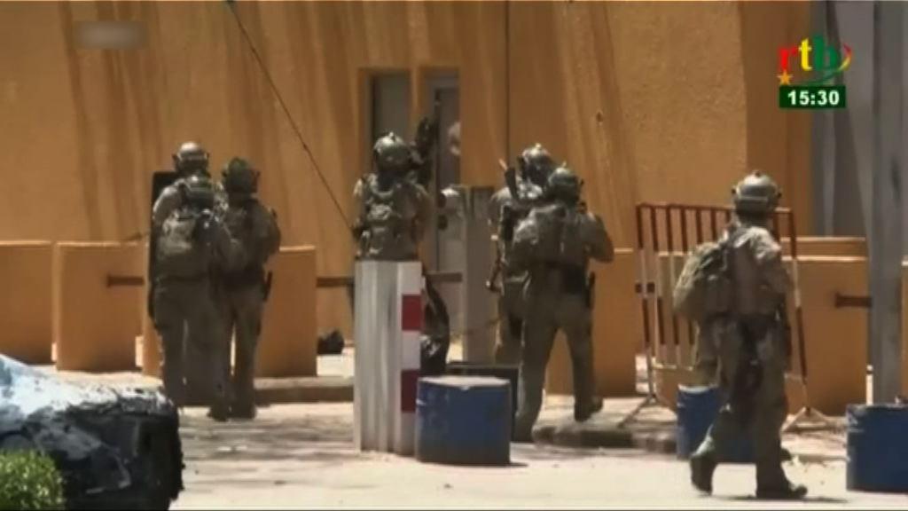 西非布基納法索軍隊總部法大使館遇襲