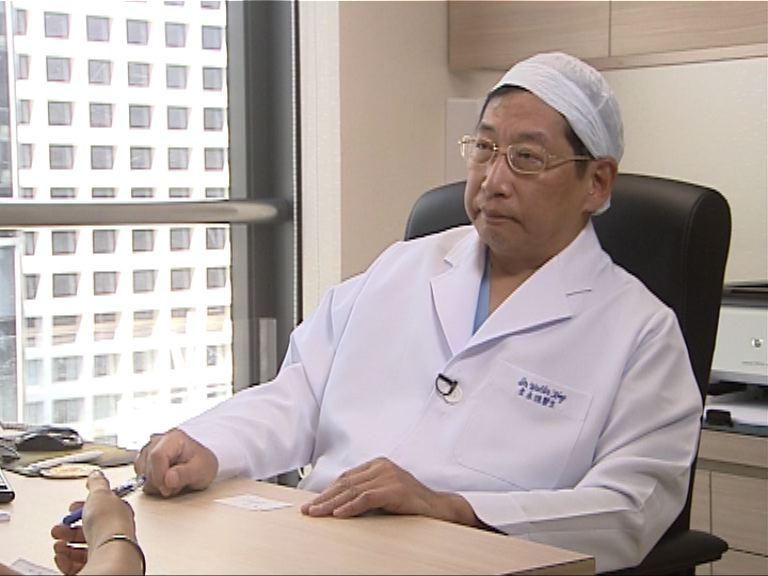 醫生:病情不穩應留當地治療