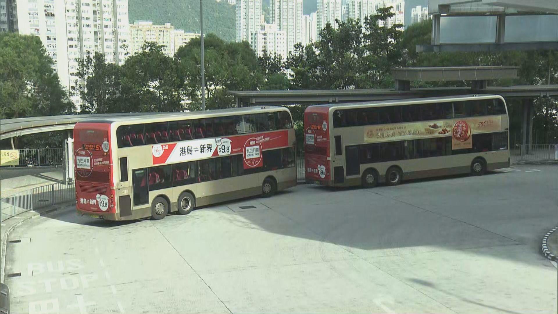 兩九巴員工涉偷駕巴士被捕 消息:兩人持過期巴士學牌