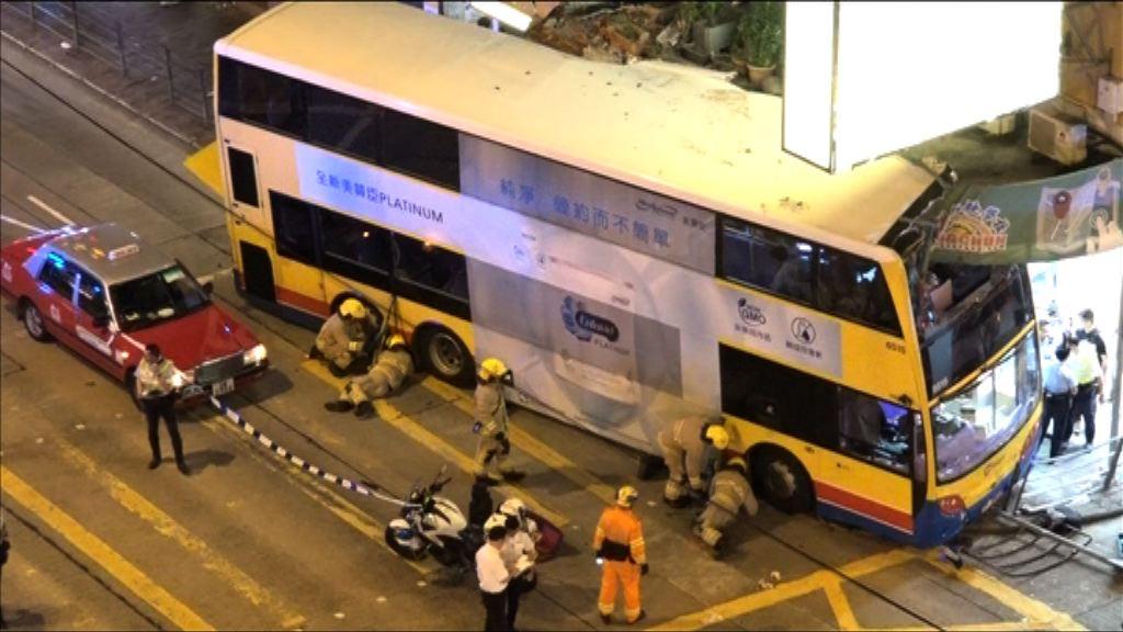 九巴:大埔公路意外前已決定改善車長待遇
