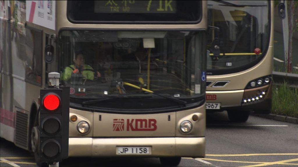 九巴為逾半巴士裝電子穩定系統