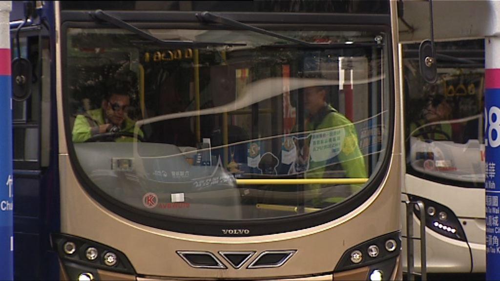 運輸署:擬將處理乘客爭執加入車長培訓框架