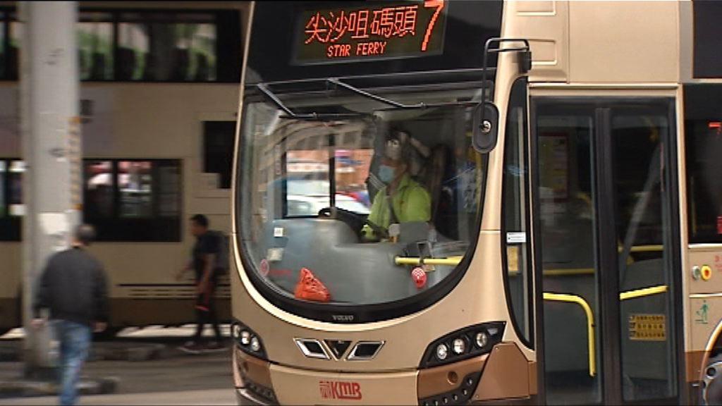 有巴士工會批運輸署監管失效 陳美寶:已盡責