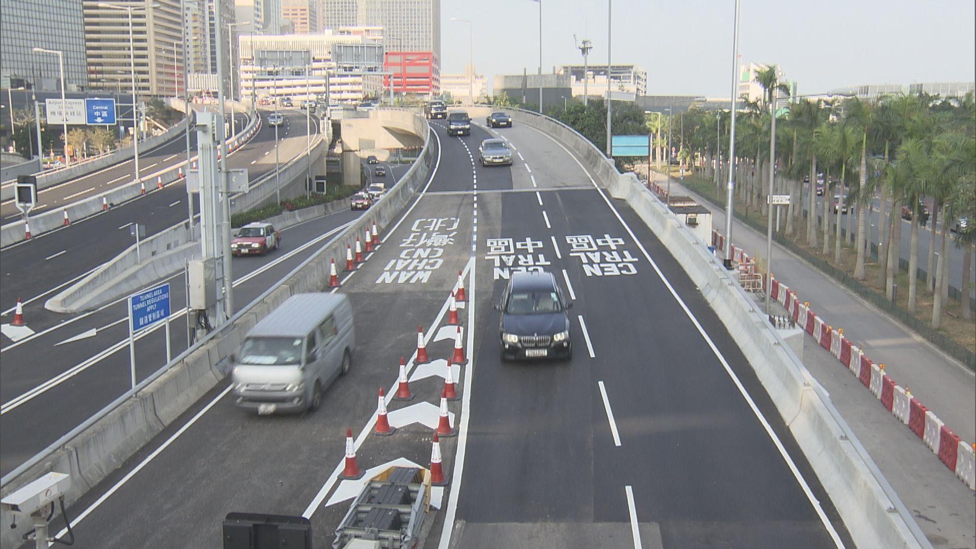 陳帆:繞道接駁工程完成後交通將明顯改善