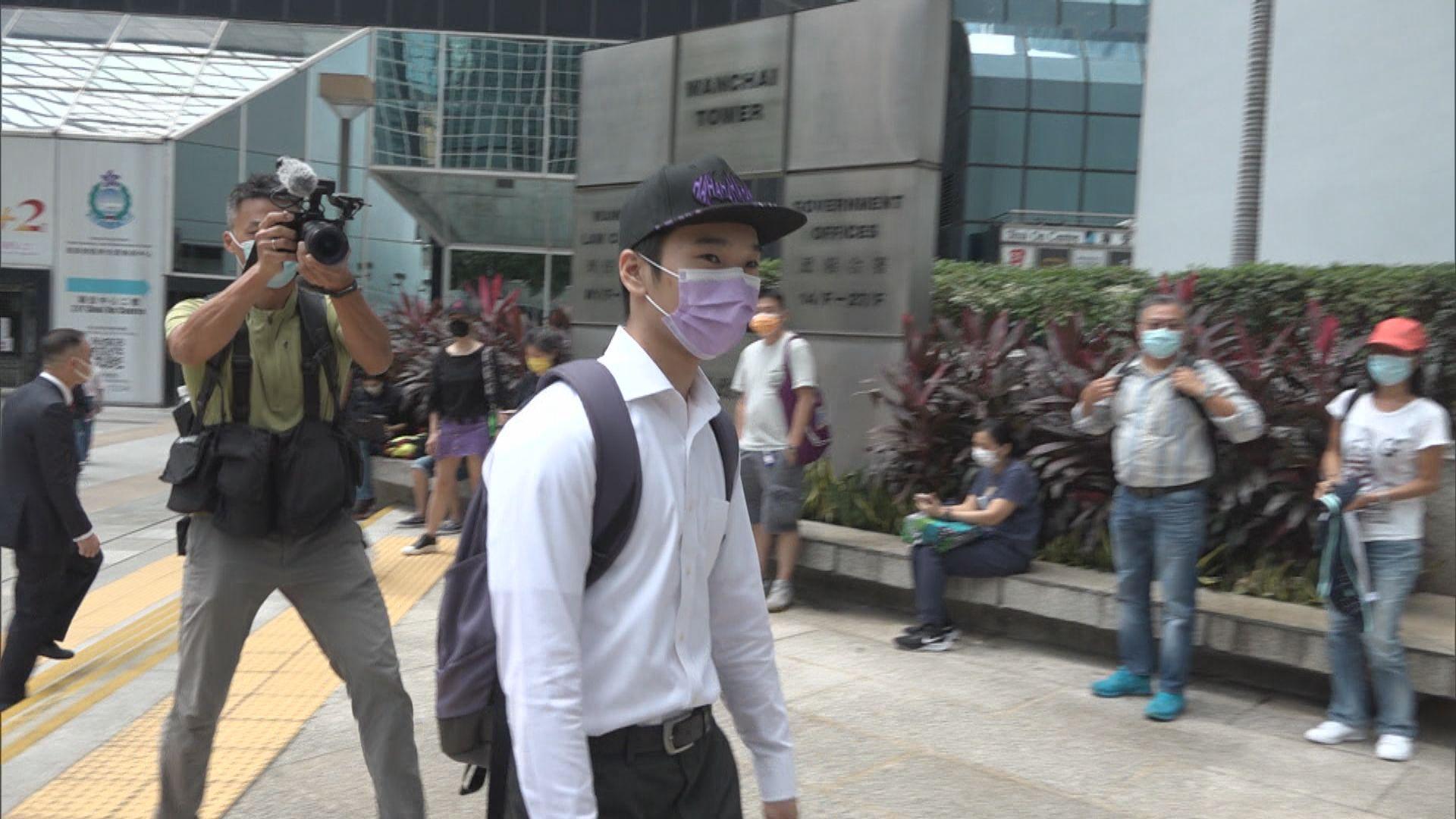 荃灣被警員槍傷少年被控暴動襲警 辯方稱會認罪十二月再訊