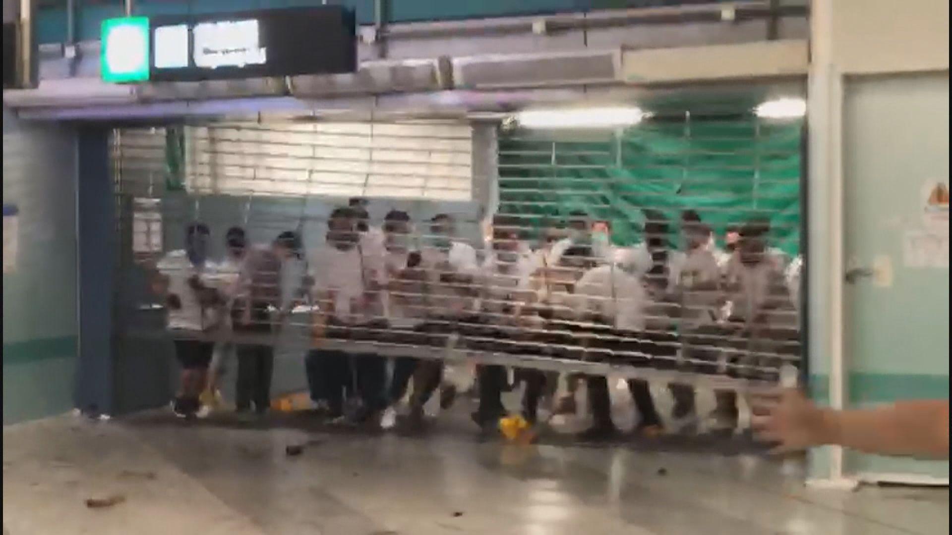 721元朗襲擊 六男子被控暴動明年再提堂