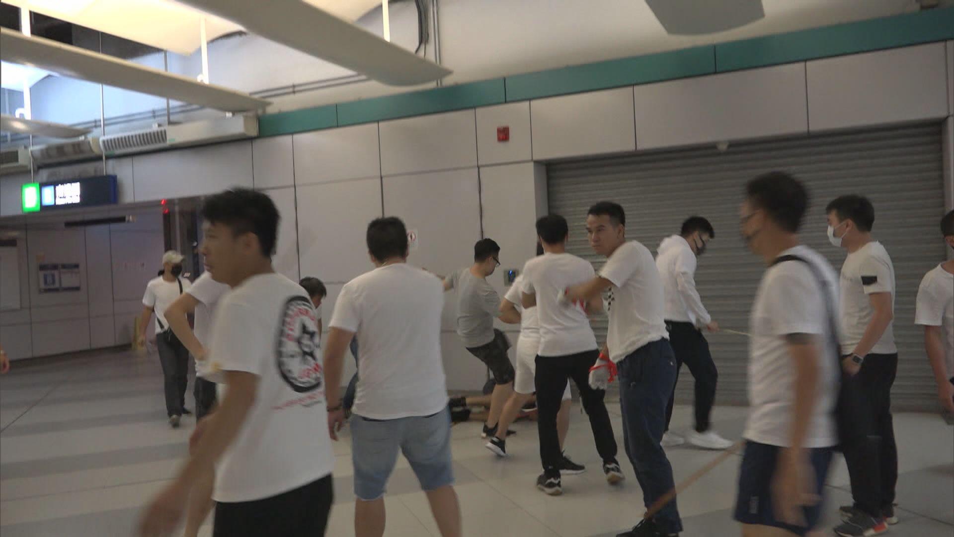 721元朗襲擊 七男子被控暴動再提堂
