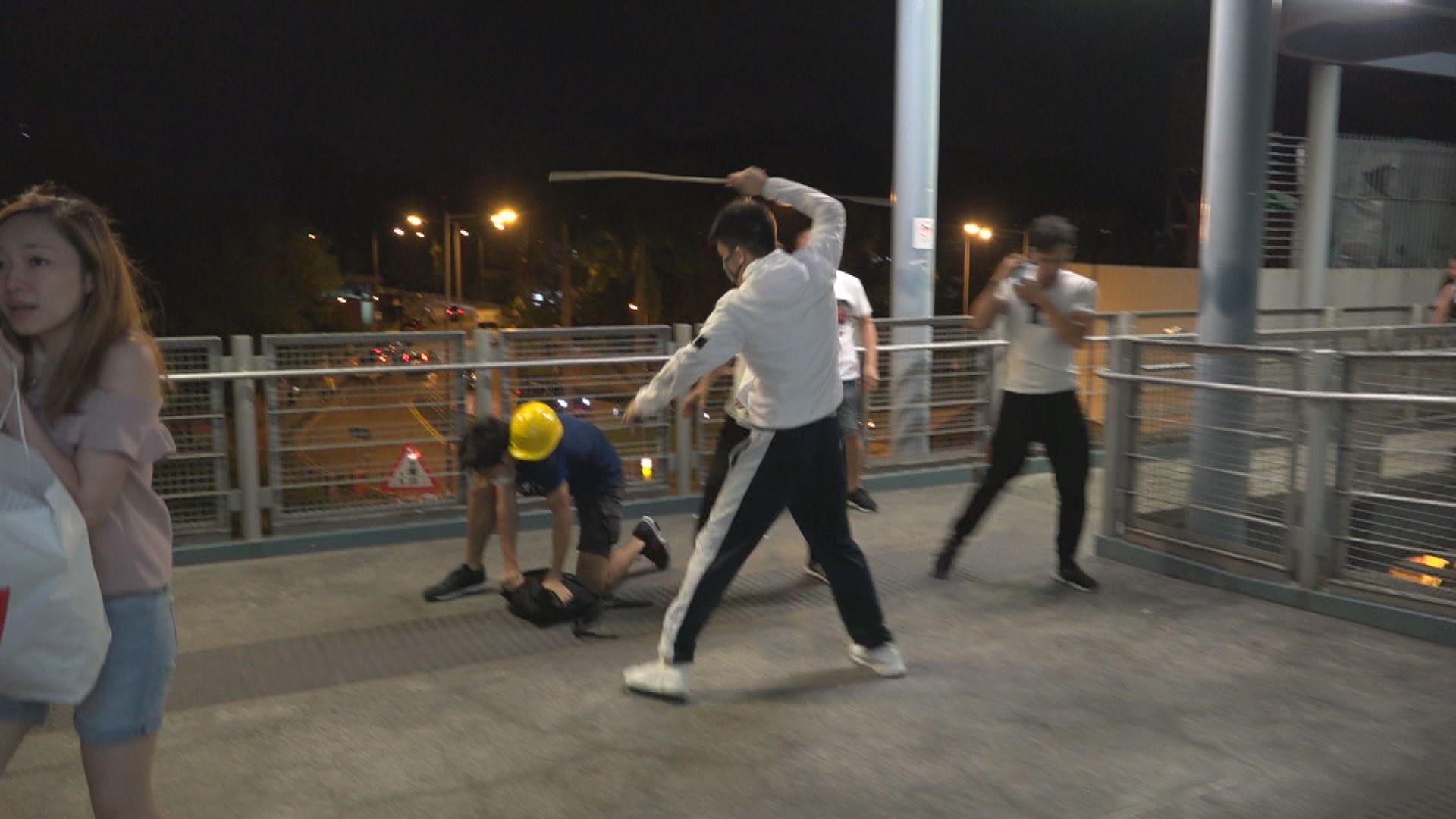 721元朗襲擊事件六人被控暴動 遇襲事主作供