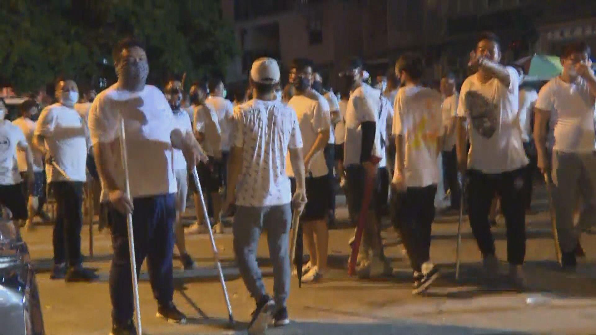 721元朗襲擊事件多一名白衣男子涉暴動 警方將安排認人