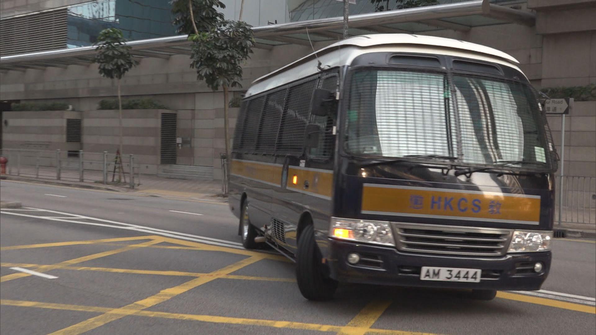 運輸工人前年831銅鑼灣暴動罪成 判囚四年