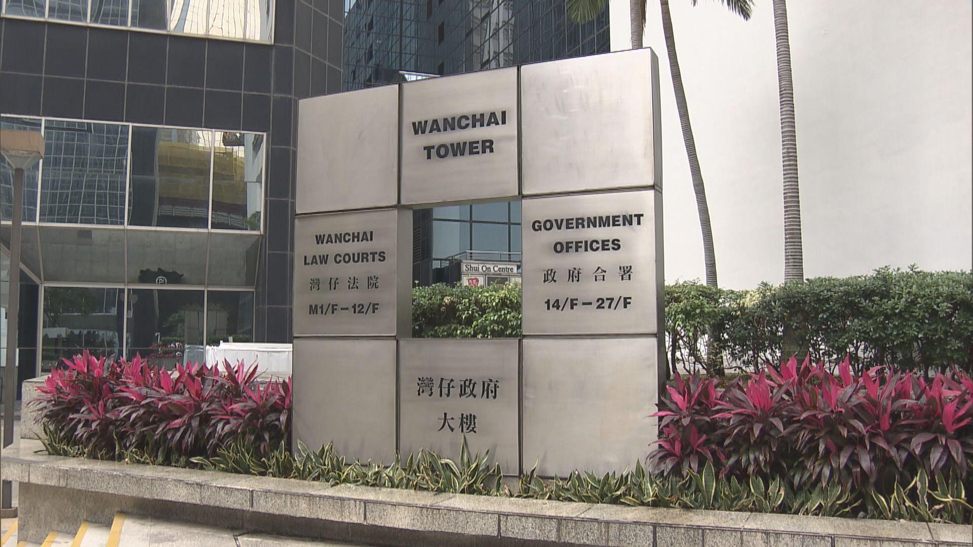 前年831銅鑼灣示威 學生被控暴動表證成立